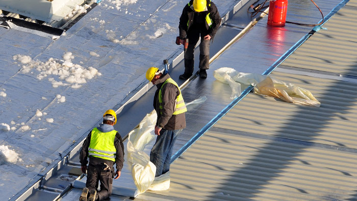 Construction Careers Roofer Michigan Construction